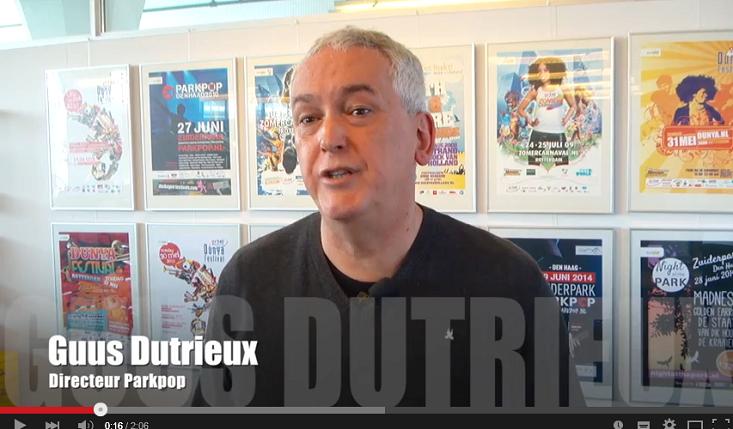 Screenshot interview Guus Dutrieux